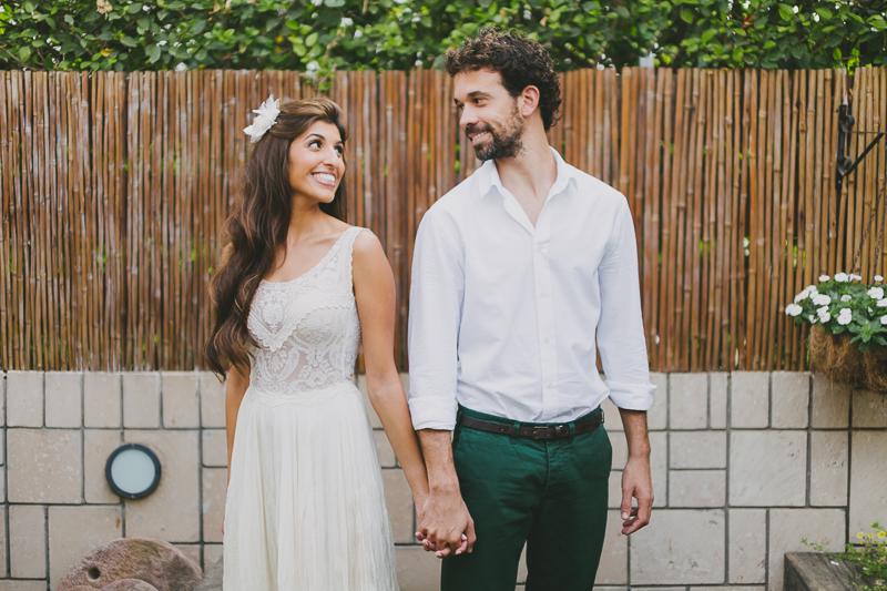 Urban Chic Wedding in Tel Aviv by Liron Erel 0094