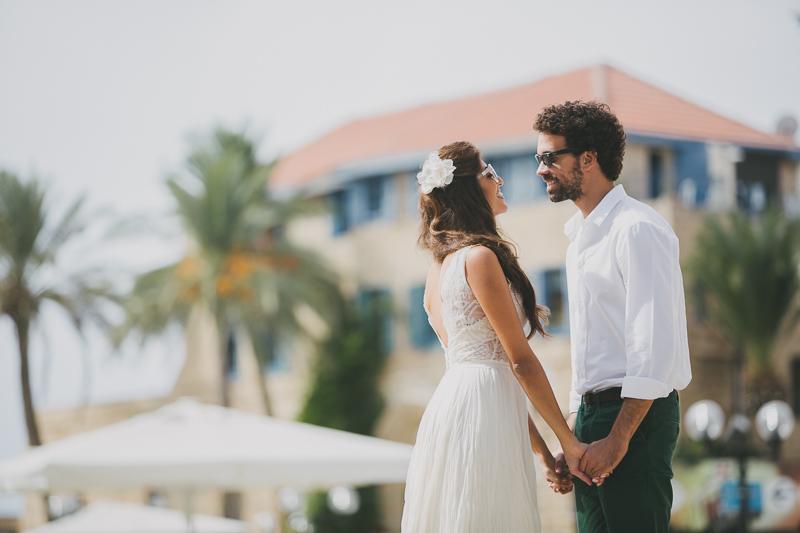 Urban Chic Wedding in Tel Aviv by Liron Erel 0097