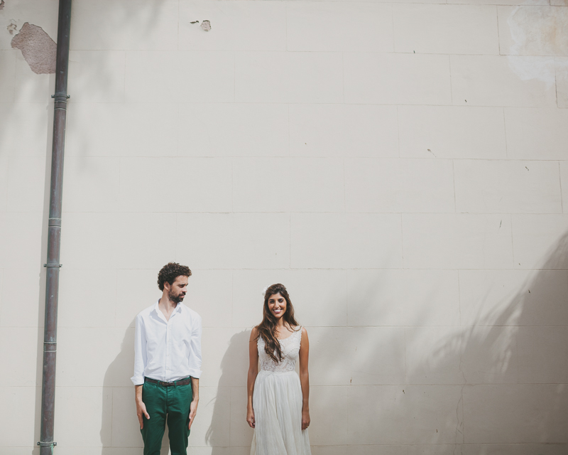 Urban Chic Wedding in Tel Aviv by Liron Erel 0099