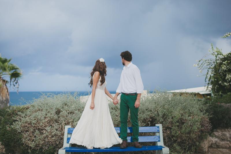 Urban Chic Wedding in Tel Aviv by Liron Erel 0105