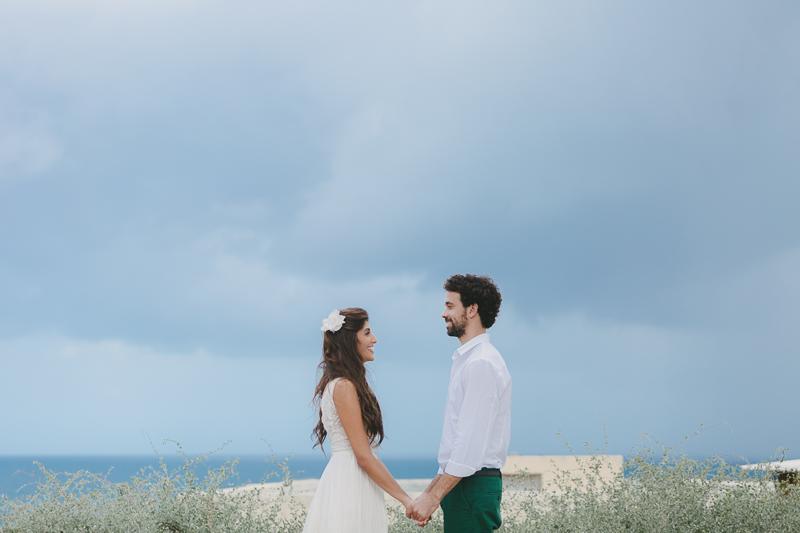 Urban Chic Wedding in Tel Aviv by Liron Erel 0107