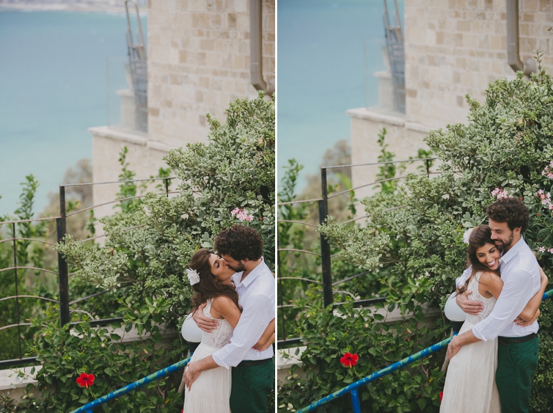 Urban Chic Wedding in Tel Aviv by Liron Erel 0111