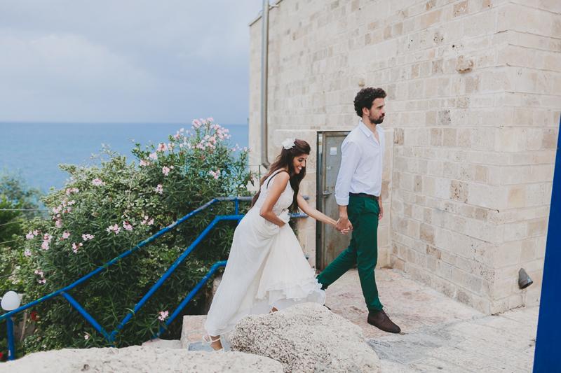 Urban Chic Wedding in Tel Aviv by Liron Erel 0112
