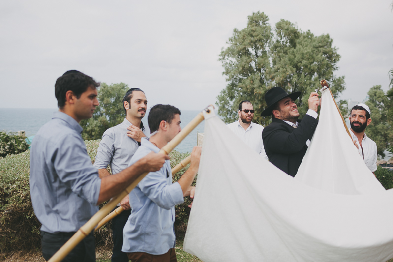 Urban Chic Wedding in Tel Aviv by Liron Erel 0119