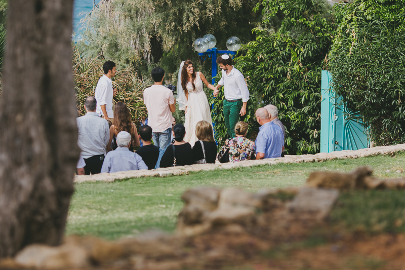 Urban Chic Wedding in Tel Aviv by Liron Erel 0120