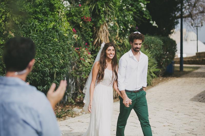 Urban Chic Wedding in Tel Aviv by Liron Erel 0121