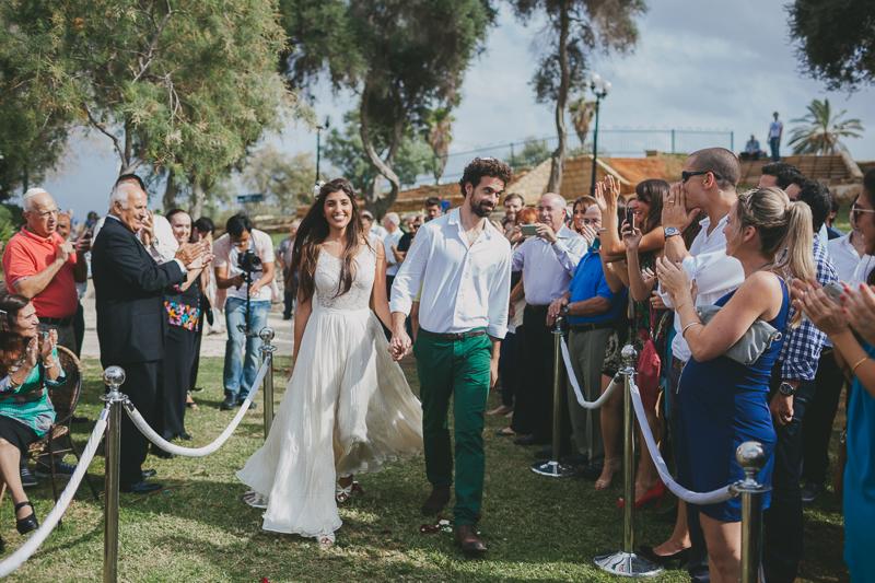 Urban Chic Wedding in Tel Aviv by Liron Erel 0122