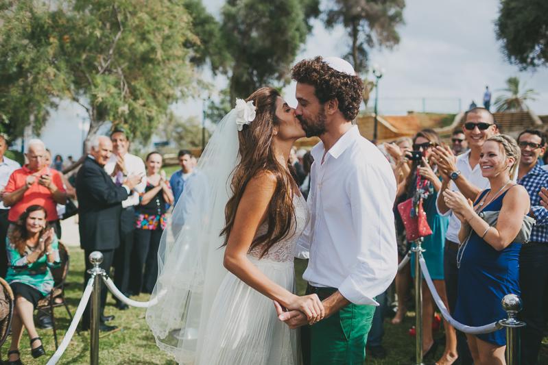 Urban Chic Wedding in Tel Aviv by Liron Erel 0123