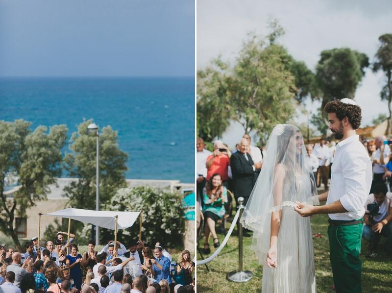 Urban Chic Wedding in Tel Aviv by Liron Erel 0124
