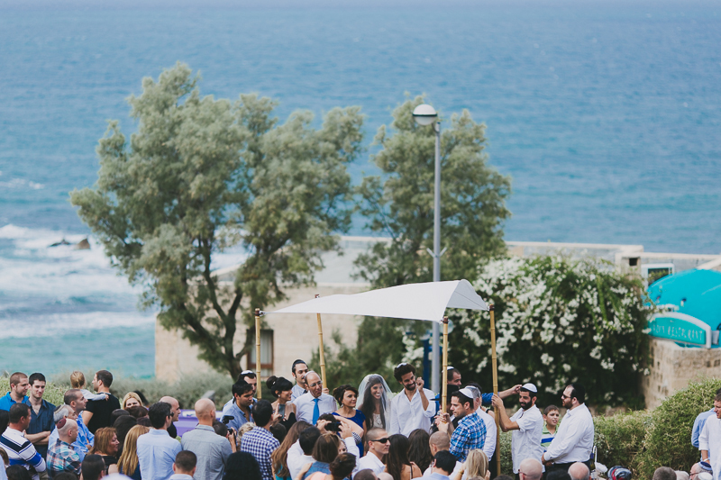Urban Chic Wedding in Tel Aviv by Liron Erel 0125