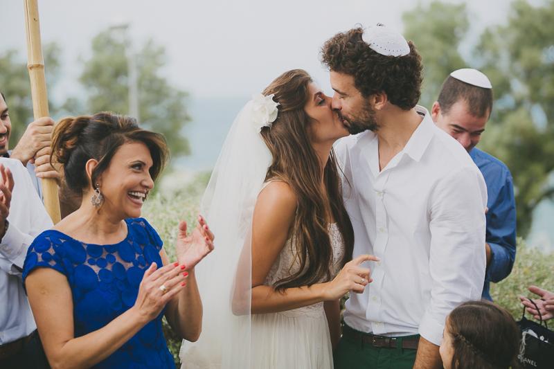 Urban Chic Wedding in Tel Aviv by Liron Erel 0128