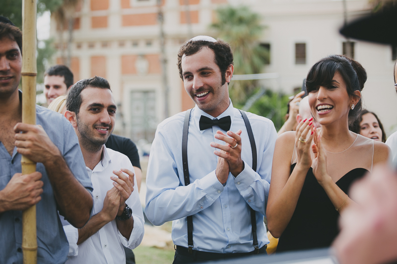Urban Chic Wedding in Tel Aviv by Liron Erel 0129