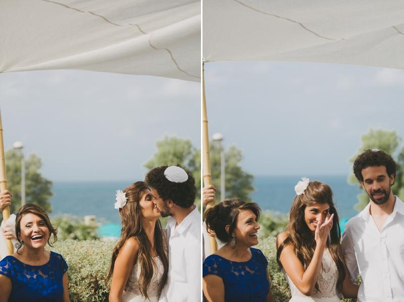 Urban Chic Wedding in Tel Aviv by Liron Erel 0133