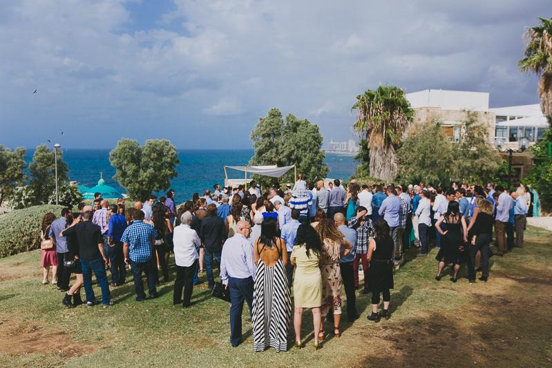 Urban Chic Wedding in Tel Aviv by Liron Erel 0134