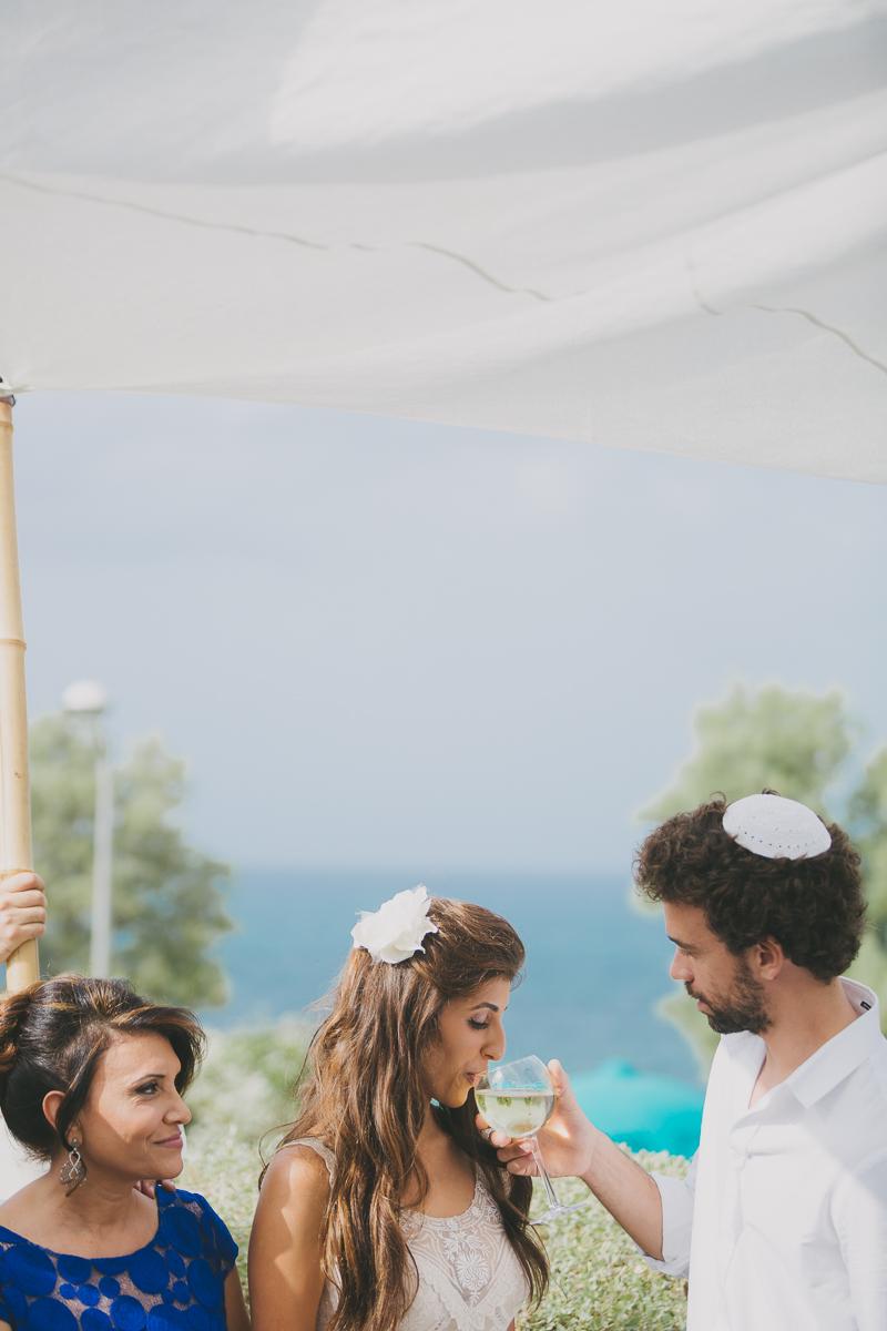 Urban Chic Wedding in Tel Aviv by Liron Erel 0135