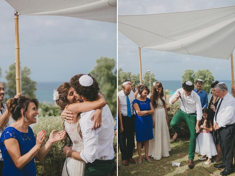 Urban Chic Wedding in Tel Aviv by Liron Erel 0136