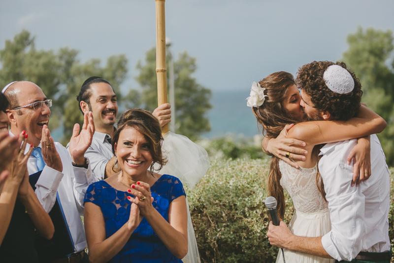 Urban Chic Wedding in Tel Aviv by Liron Erel 0137