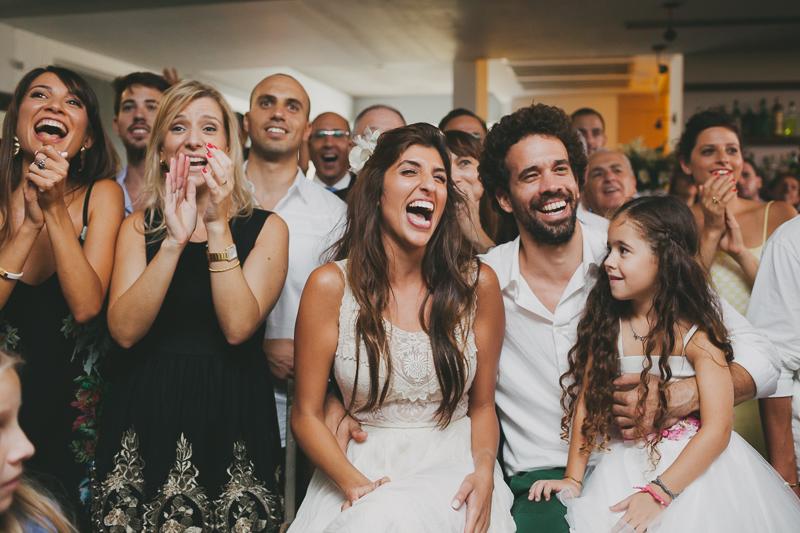 Urban Chic Wedding in Tel Aviv by Liron Erel 0146