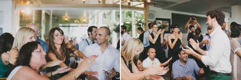 Urban Chic Wedding in Tel Aviv by Liron Erel 0148