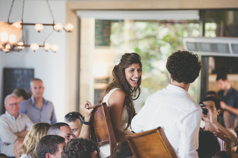 Urban Chic Wedding in Tel Aviv by Liron Erel 0149