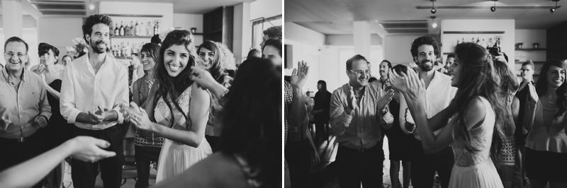 Urban Chic Wedding in Tel Aviv by Liron Erel 0150
