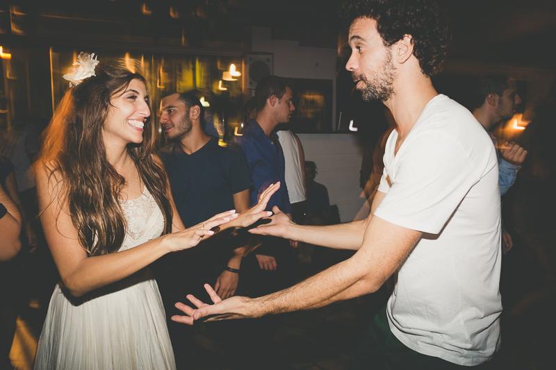 Urban Chic Wedding in Tel Aviv by Liron Erel 0165