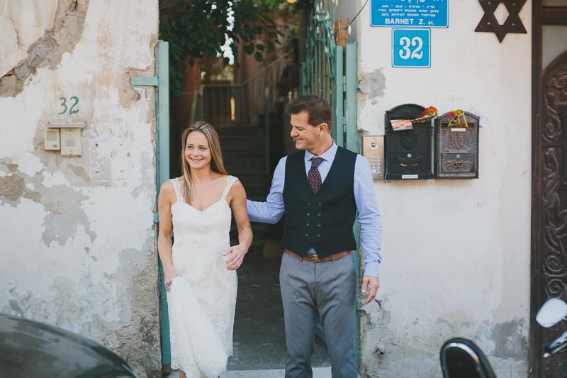 דנה וגיא חתונה בבן אביגדור