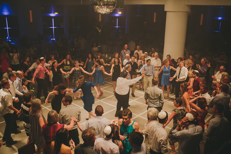 Wedding in Tel Aviv by Liron Erel