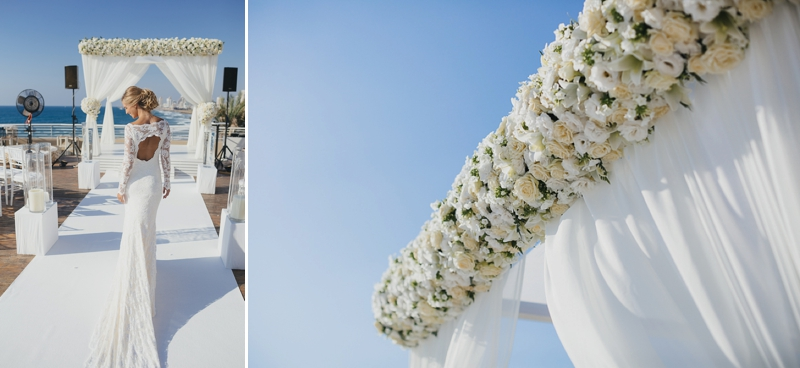 מלאני ודניאל חתונה בבית על הים לירון אראל צלם 0024
