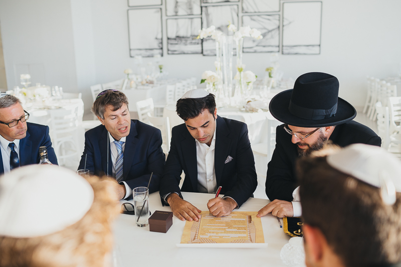 מלאני ודניאל חתונה בבית על הים לירון אראל צלם 0032