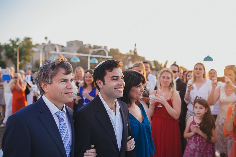 מלאני ודניאל חתונה בבית על הים לירון אראל צלם 0038