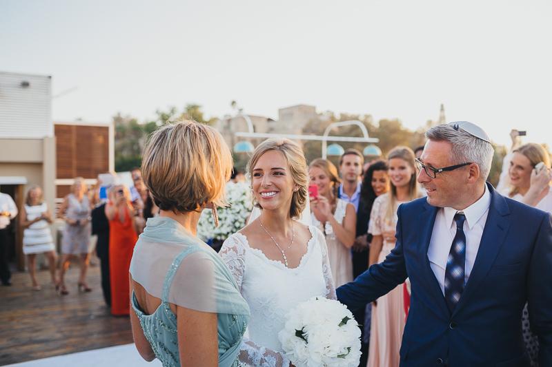 מלאני ודניאל חתונה בבית על הים לירון אראל צלם 0039