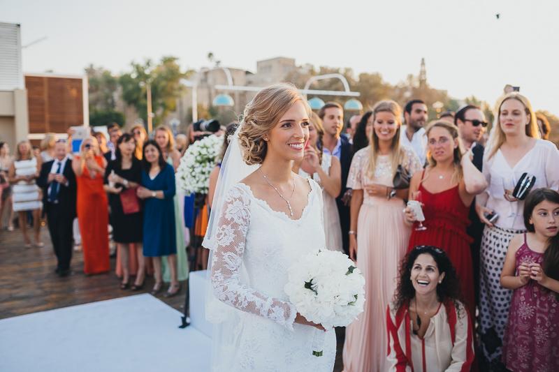 מלאני ודניאל חתונה בבית על הים לירון אראל צלם 0040