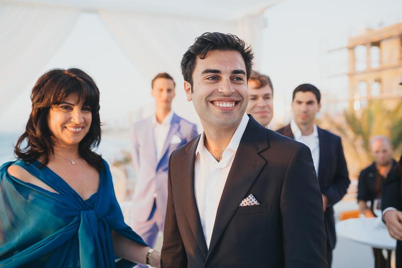 מלאני ודניאל חתונה בבית על הים לירון אראל צלם 0041