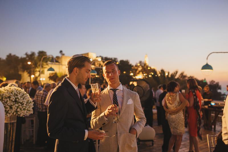 מלאני ודניאל חתונה בבית על הים לירון אראל צלם 0059