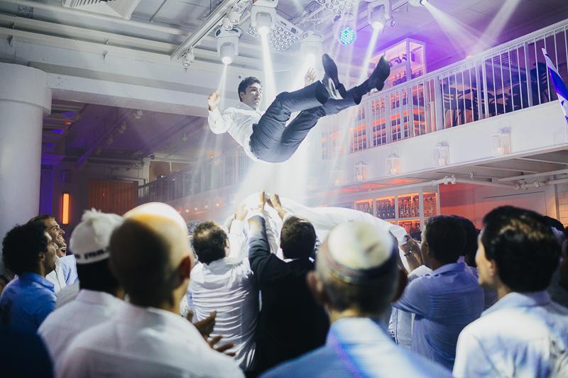 מלאני ודניאל חתונה בבית על הים לירון אראל צלם 0075