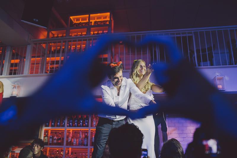 מלאני ודניאל חתונה בבית על הים לירון אראל צלם 0094