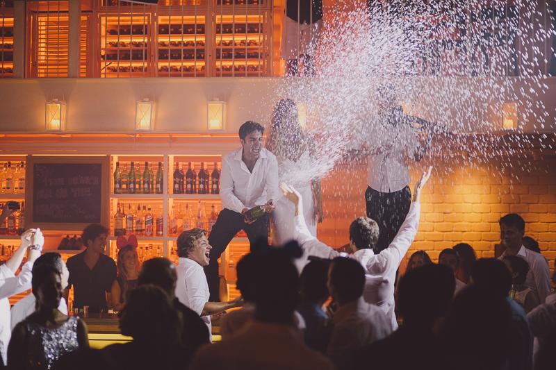 מלאני ודניאל חתונה בבית על הים לירון אראל צלם 0098