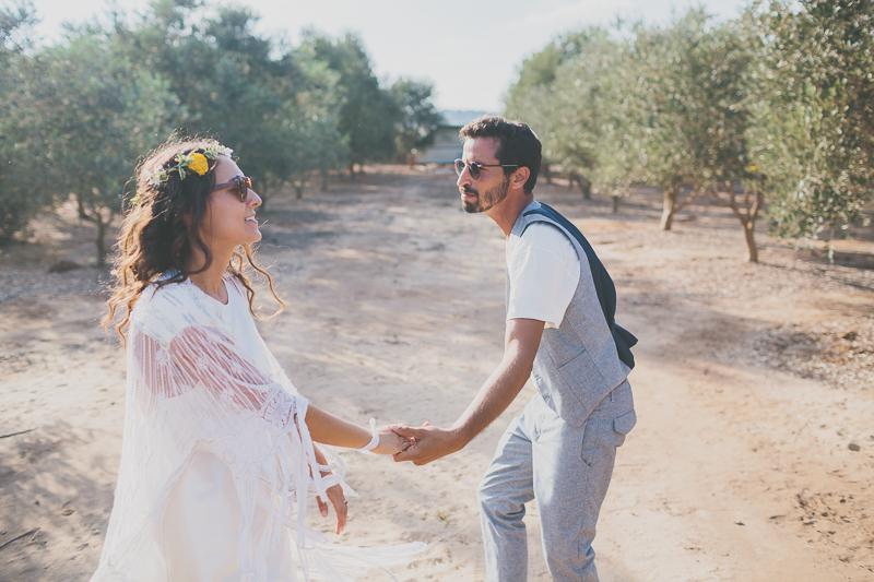 אמה ועופר חתונה ברשפון
