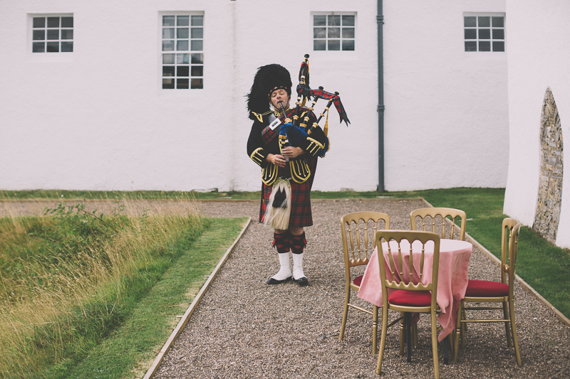 blair castle wedding