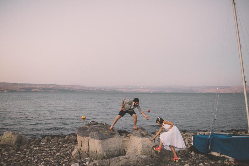 חתונה בכנרת לירון אראל צלם 0056