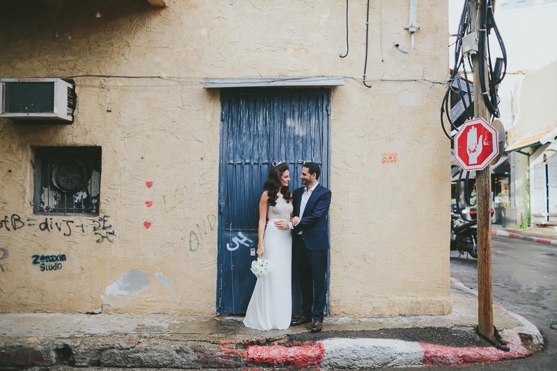 הדר ועמרי חתונה באביגדור - לירון אראל צלם 0013