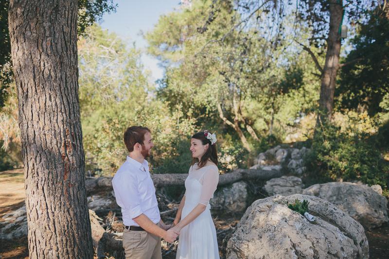 חתונה בפיצ׳ונקה נס הרים