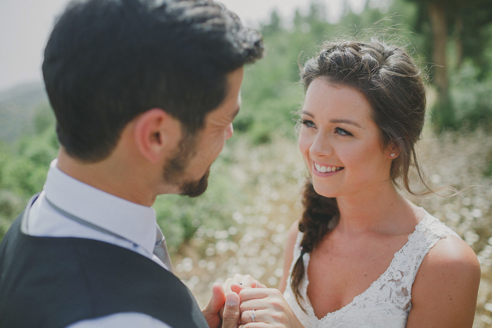 Hold On Fast to You // Countryside Wedding