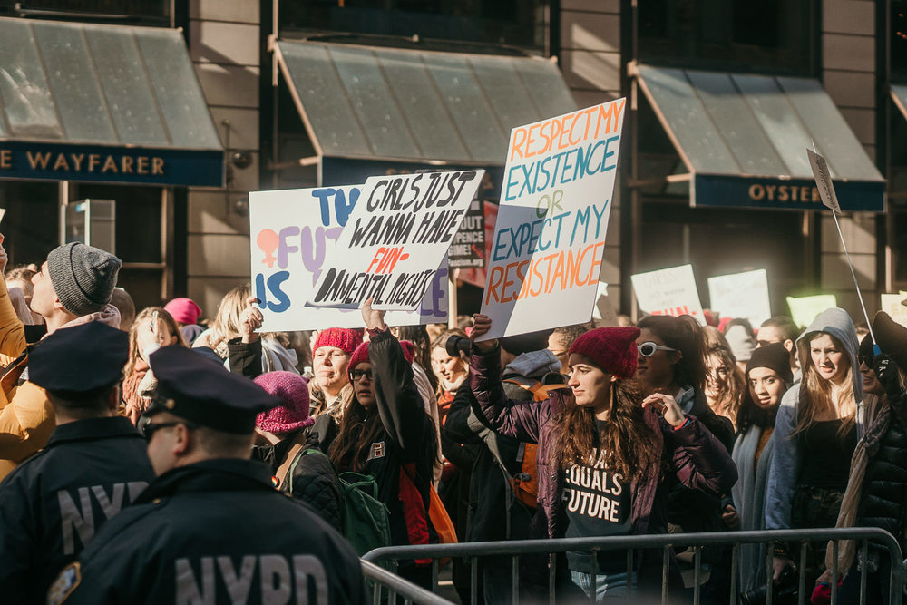 NYC Women's March - Liron Erel 0003.jpg