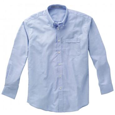 Gill Oxford Shirt - Blue.jpg