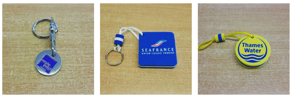 Useful Promotional Keyrings