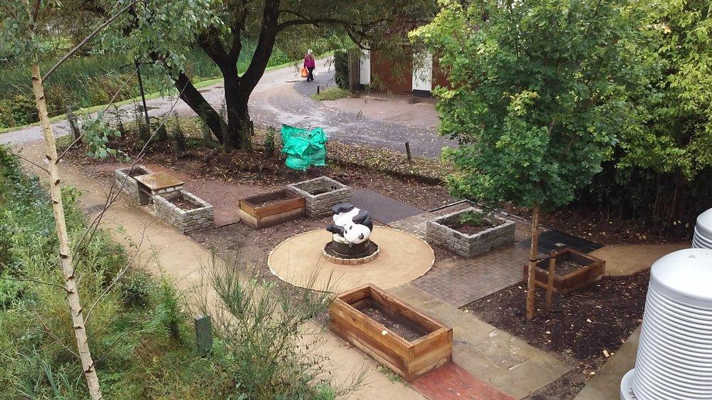 Urban Apothecary Garden