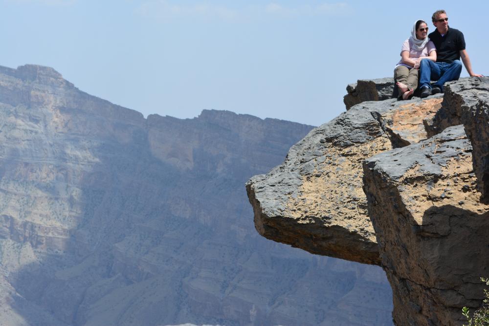 Grand Canyon, Oman.
