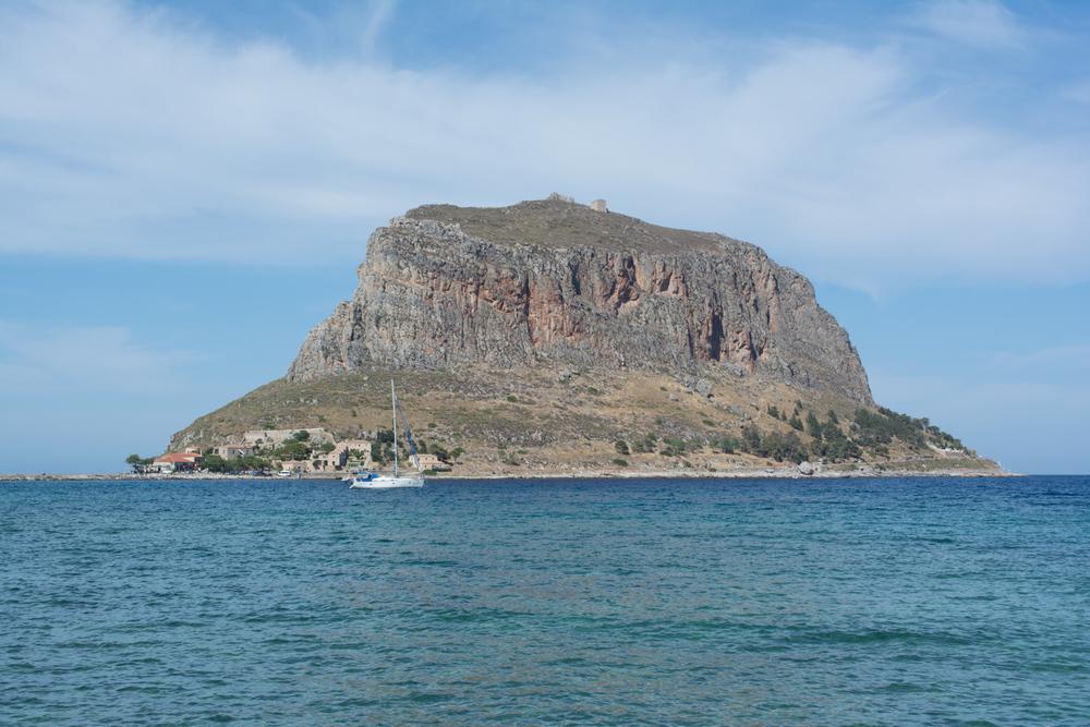 Monemvasia, Peloponnese - The Rock